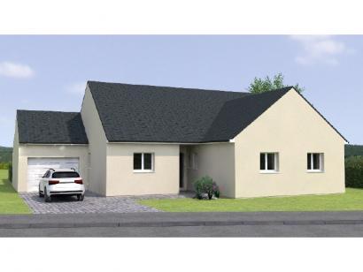 Modèle de maison PP19120-3GA 3 chambres  : Photo 1