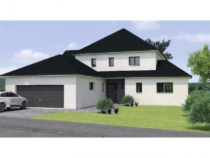 Modèle de maison R119194-4BGA 4 chambres  : Photo 1