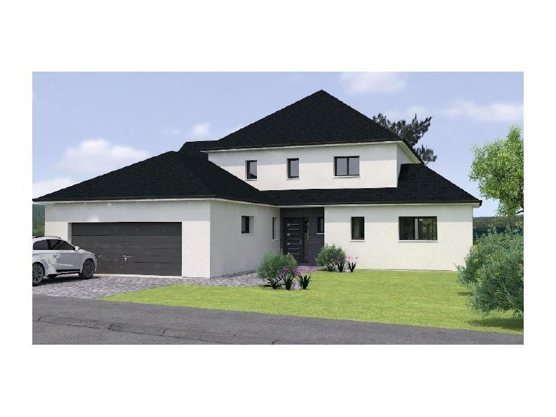 Modèle de maison R119194-4BGA : Vignette 1