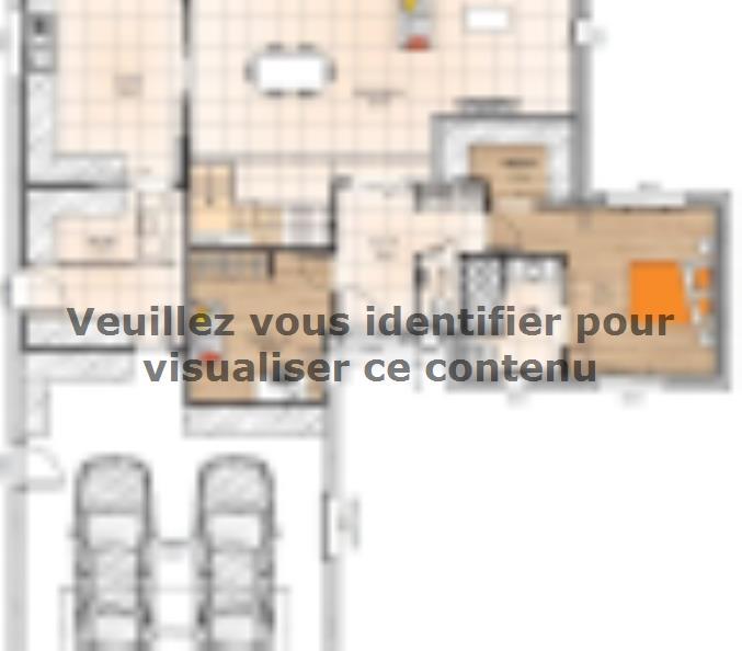 Plan de maison R119194-4BGA : Vignette 1
