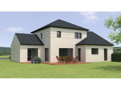Modèle de maison R119131-4GA 4 chambres  : Photo 2
