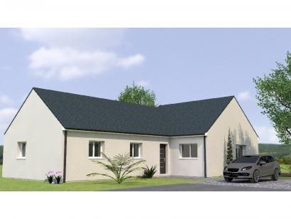 Modèle de maison PPL20102-3 3 chambres  : Photo 1