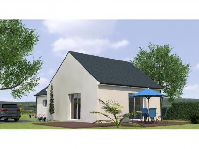Modèle de maison PPL20102-3 3 chambres  : Photo 2