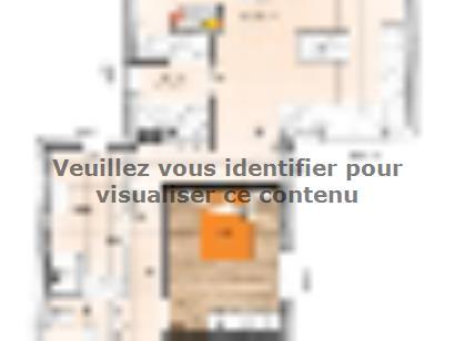 Plan de maison PPL20102-3 3 chambres  : Photo 1