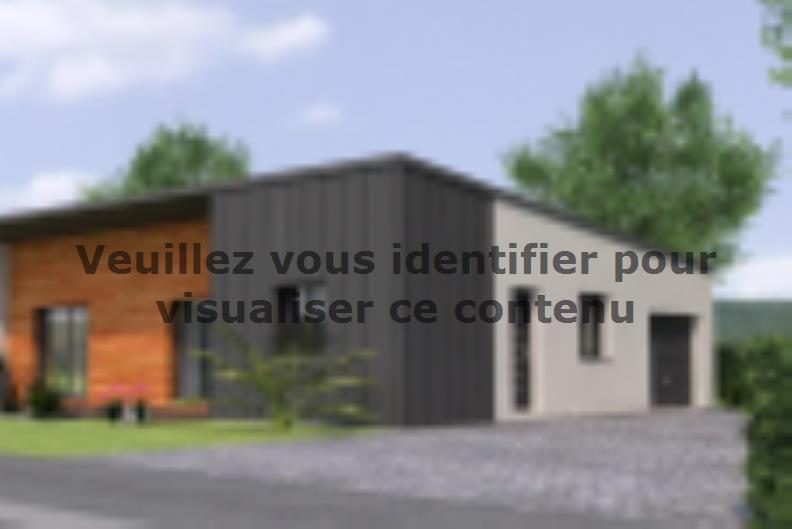 Modèle de maison PPMP20100-3GI : Vignette 3