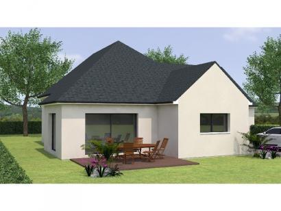 Modèle de maison PPL20106-3GI 3 chambres  : Photo 2
