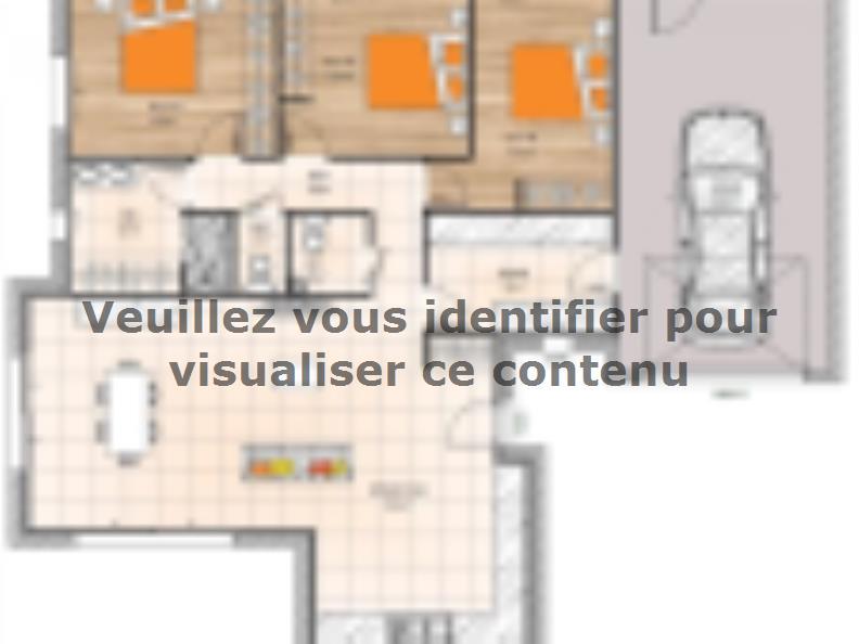 Plan de maison PPL20106-3GI : Vignette 1
