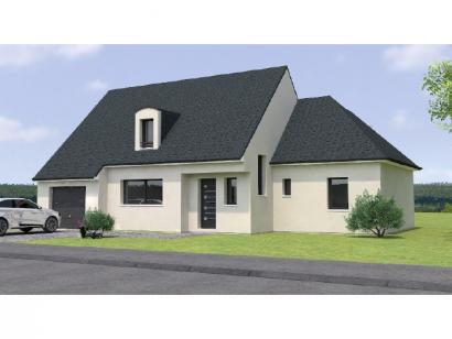 Modèle de maison RCA19120-3BGI 3 chambres  : Photo 1