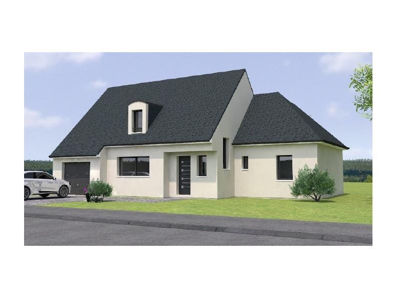 Modèle de maison RCA19120-3BGI : Vignette 1