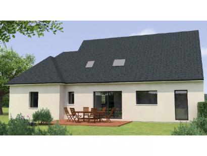 Modèle de maison RCA19120-3BGI 3 chambres  : Photo 2