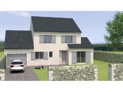Modèle de maison R119134-3GA 3 chambres  : Photo 1