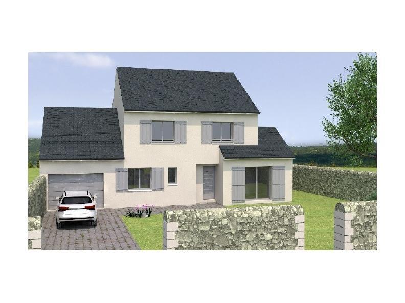 Modèle de maison R119134-3GA : Vignette 1