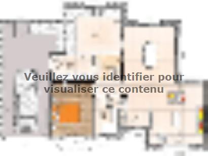 Plan de maison R119134-3GA 3 chambres  : Photo 1