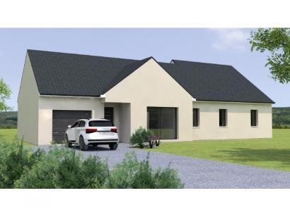 Modèle de maison PP19116-3BGI 3 chambres  : Photo 1
