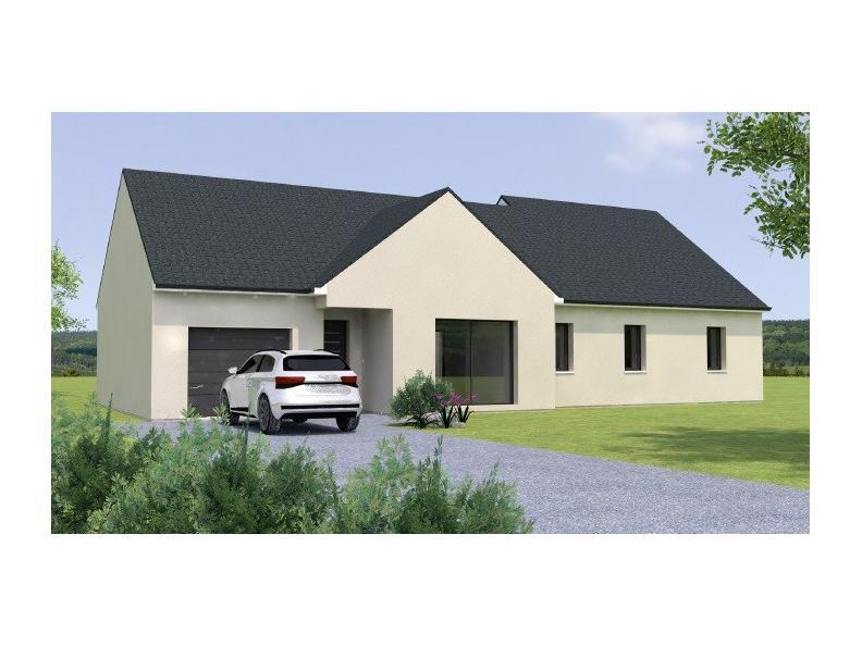 Modèle de maison PP19116-3BGI : Vignette 1