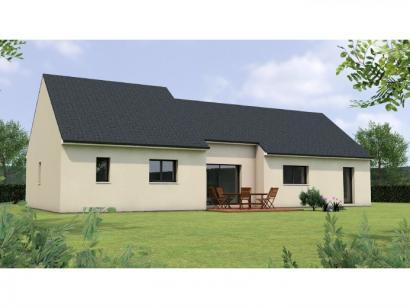 Modèle de maison PP19116-3BGI 3 chambres  : Photo 2