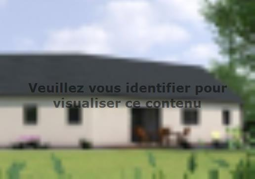 Plan de maison PP19110-3BGI : Vignette 1