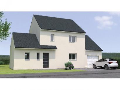 Modèle de maison R119120-4GA 3 chambres  : Photo 1