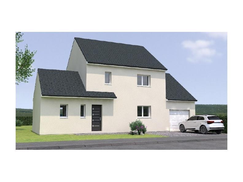 Modèle de maison R119120-4GA : Vignette 1