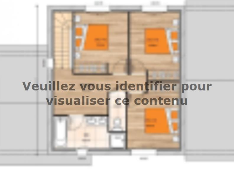 Plan de maison R119120-4GA : Vignette 2