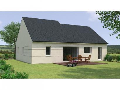 Modèle de maison PP19102-3GI 3 chambres  : Photo 2