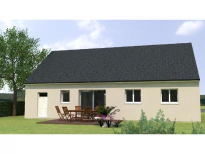 Modèle de maison PP1989-3GI 3 chambres  : Photo 2
