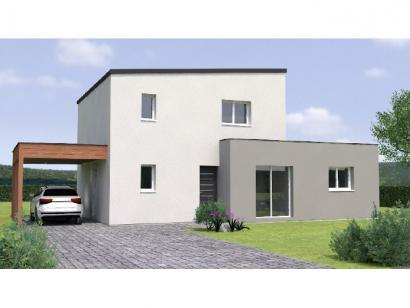 Modèle de maison R119117-4 4 chambres  : Photo 1
