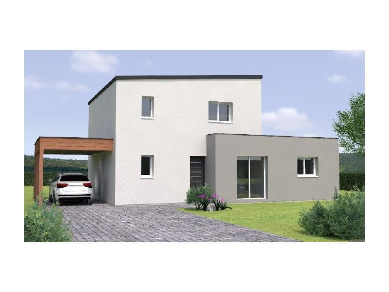Modèle de maison R119117-4 : Vignette 1