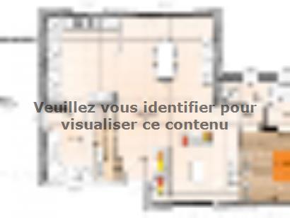 Plan de maison R119117-4 4 chambres  : Photo 1