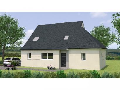 Modèle de maison RCA19122-4 4 chambres  : Photo 1