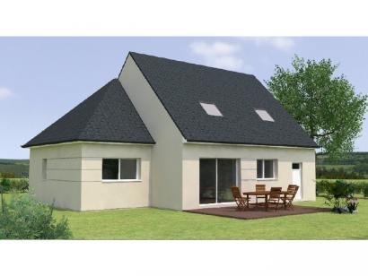 Modèle de maison RCA19122-4 4 chambres  : Photo 2