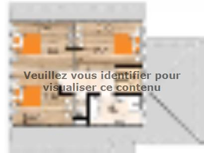 Plan de maison RCA19122-4 4 chambres  : Photo 2