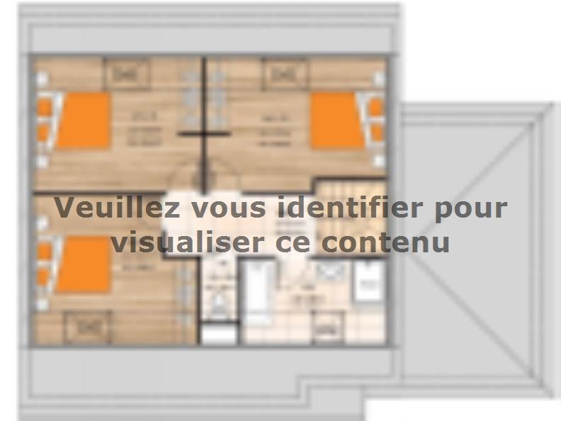 Plan de maison RCA19122-4 : Vignette 2