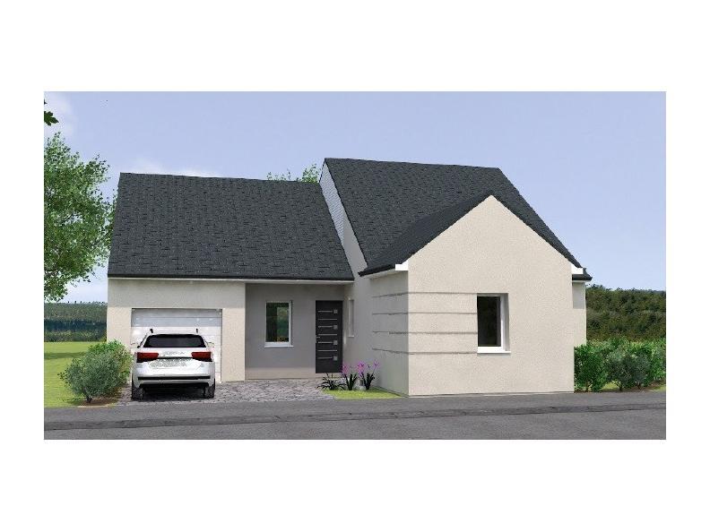 Modèle de maison PP19102-3BGI : Vignette 1