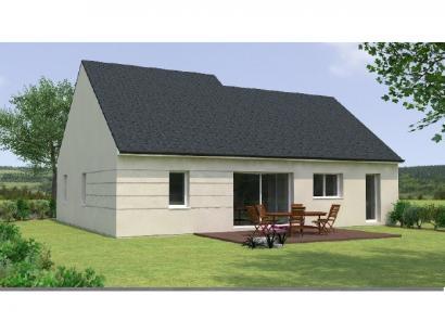 Modèle de maison PP19102-3BGI 3 chambres  : Photo 2