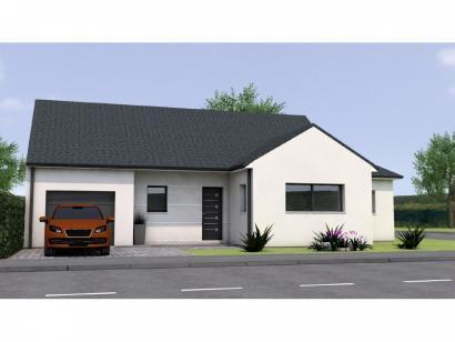 Modèle de maison PP191093BGI 3 chambres  : Photo 1