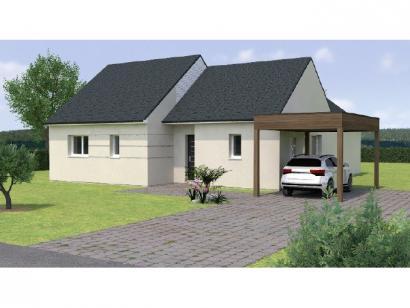 Modèle de maison PP19108-3 3 chambres  : Photo 1