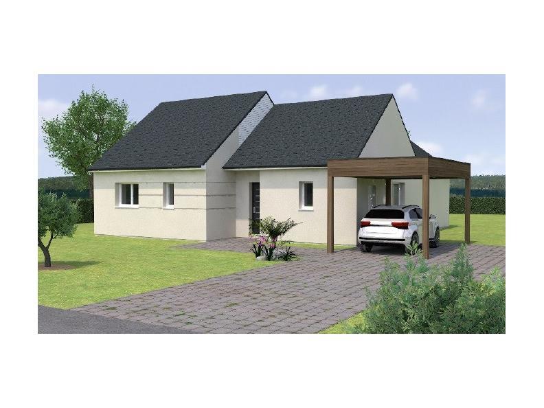 Modèle de maison PP19108-3 : Vignette 1