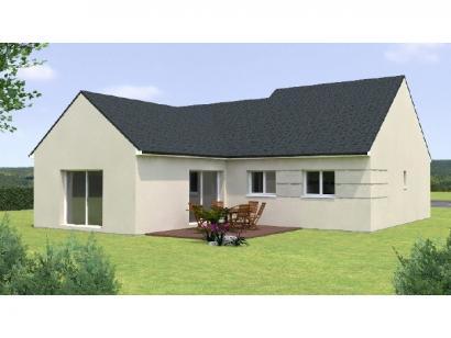 Modèle de maison PP19108-3 3 chambres  : Photo 2