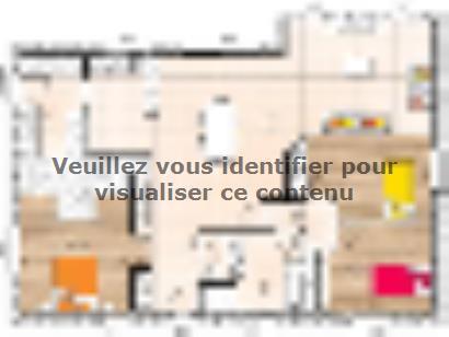 Plan de maison PP19115-3 3 chambres  : Photo 1