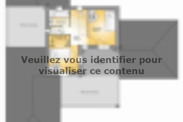 Plan de maison Méditerranée 120  : Photo 2