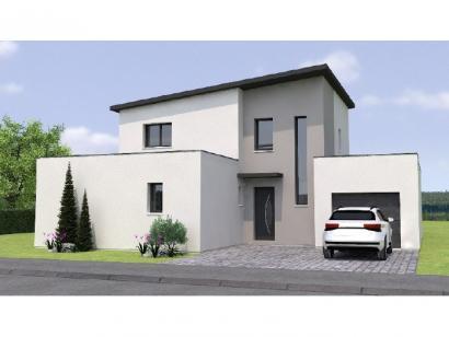 Modèle de maison R119145-4GA 4 chambres  : Photo 1