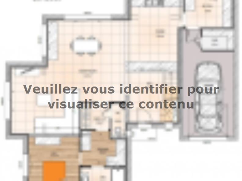Modèle de maison R119145-4GA : Vignette 3