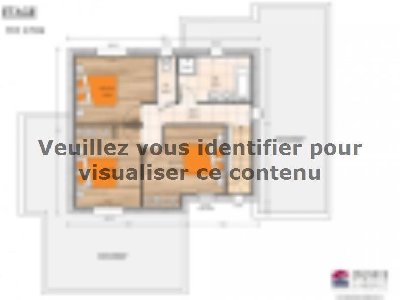 Modèle de maison R119145-4GA : Vignette 4