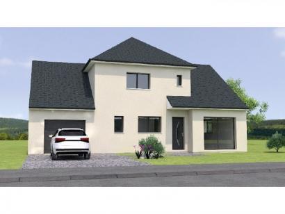 Modèle de maison R119123-3GI 3 chambres  : Photo 1