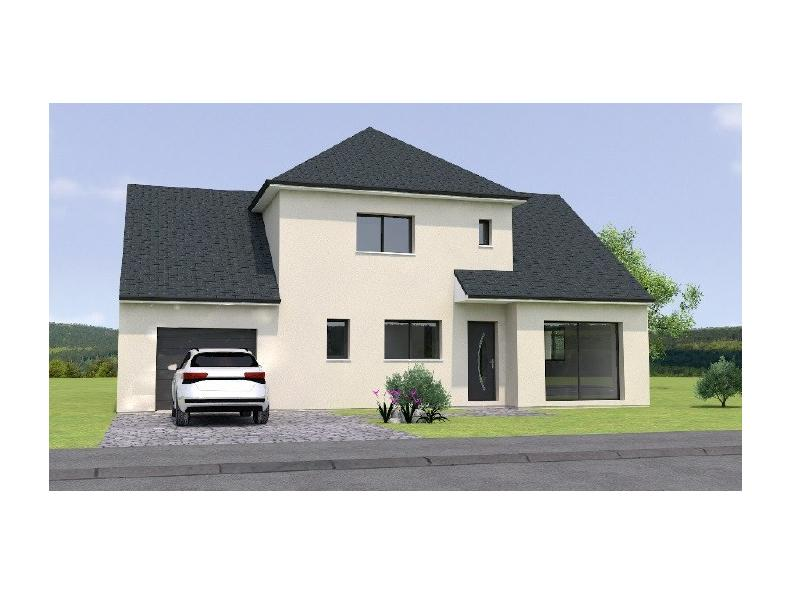 Modèle de maison R119123-3GI : Vignette 1