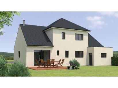 Modèle de maison R119123-3GI 3 chambres  : Photo 2