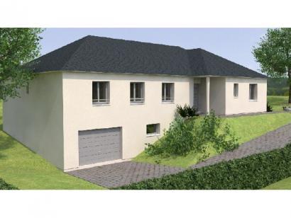 Modèle de maison PP20142-4BGI 4 chambres  : Photo 1