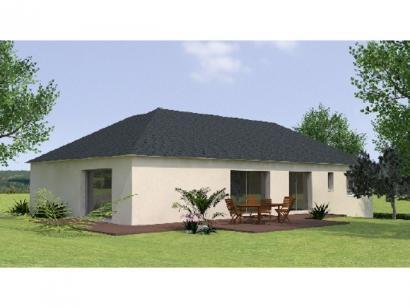 Modèle de maison PP20142-4BGI 4 chambres  : Photo 2