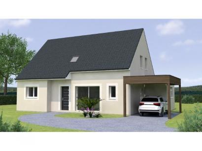Modèle de maison RCA20138-5B 5 chambres  : Photo 1